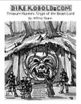 RPG Item: Treasure Hunters: Crypt of the Beast Lord