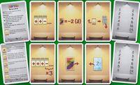 Board Game: Coloretto: The Extra Cards