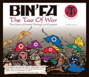Board Game: Bin'Fa: The Tao of War – The Game of Oriental Strategy and Conquest