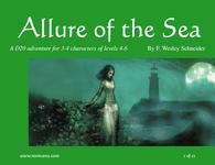 RPG Item: Allure of the Sea