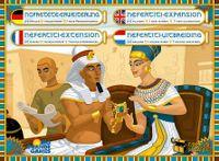 Board Game: Nefertiti Expansion