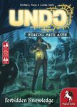 Board Game: UNDO: Forbidden Knowledge