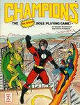 RPG Item: Champions 3rd Edition Boxed Set