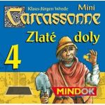 Board Game: Carcassonne: The Gold Mines