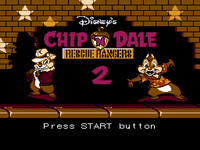 Video Game: Chip 'N Dale: Rescue Rangers 2