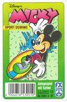 Board Game: Micky Sport Domino
