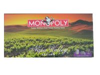 Board Game: Monopoly: Napa Valley