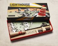 Board Game: Lighthouse Adventure