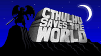 Video Game: Cthulhu Saves the World