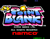 Video Game: Point Blank