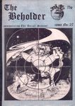 Issue: The Beholder (Issue 27 - Jul 1981)