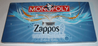 Board Game: Monopoly: Zappos