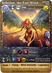 Board Game: Mage Wars: Selesius, the East Wind Promo Card