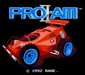 Video Game: R.C. Pro-Am II