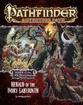RPG Item: Pathfinder #077: Herald of the Ivory Labyrinth
