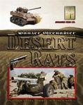 Board Game: Panzer Grenadier: Desert Rats