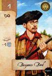 Board Game: Lewis & Clark: Benjamin Bord