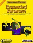 RPG Item: U-03: Expanded Bananas!