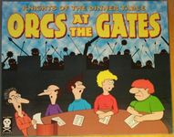Board Game: Knights of the Dinner Table: Orcs at the Gates