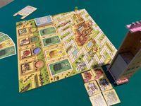 Board Game: Alhambra