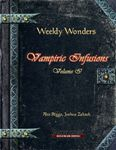 RPG Item: Vampiric Infusions Volume I