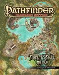 RPG Item: Serpent's Skull Poster Map Folio