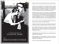 RPG Item: A Brainer Supplement for Apocalypse World: The Broodmother