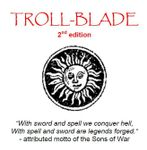 RPG Item: Troll-Blade (2nd Edition)
