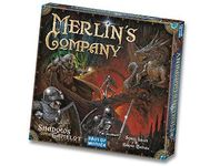 Board Game: Shadows over Camelot: Merlin's Company