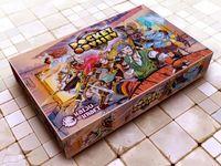 Board Game: Pocket Odyssey