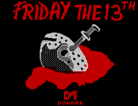 Video Game: Friday the 13th (1985)