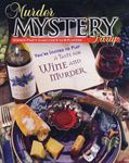 Board Game: Murder Mystery Party: A Taste for Wine and Murder