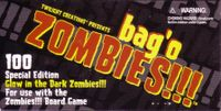 Board Game Accessory: Zombies!!!: Bag o' Zombies!!!