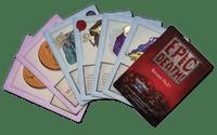 Board Game: Epic Death! Seven Card Bonus Pack