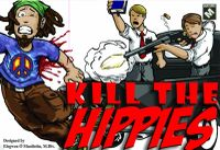 Board Game: Kill the Hippies