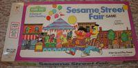 Board Game: Sesame Street Fair