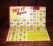 Board Game: Try it Again