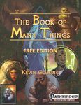 RPG Item: The Book of Many Things: Free Edition