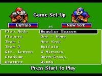 Video Game: John Madden Football '92