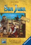 Board Game: San Juan (Second Edition)