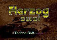 Video Game: Herzog Zwei