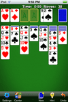 Video Game: Solitaire (Mobilityware)