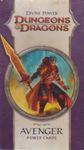 RPG Item: Divine Power: Avenger Power Cards