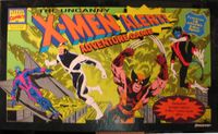 Board Game: The Uncanny X-Men Alert Adventure Game