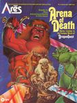 Board Game: Arena of Death
