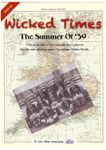 RPG Item: Wicked Times Issue #2: The Summer Of '39