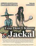 RPG Item: You Don't Know Jackal