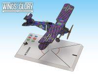 Board Game: Wings of Glory: World War 1 – Hannover CL.IIIa