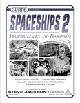 RPG Item: GURPS Spaceships 2