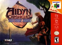 Video Game: Aidyn Chronicles: The First Mage